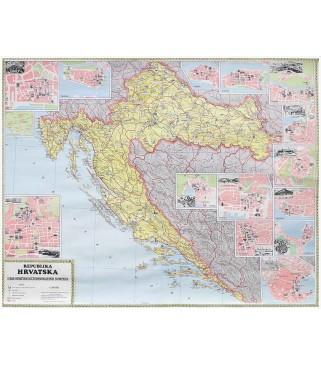 Hrvatska - izbor kulturno-povijesnih spomenika