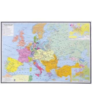 Europa u prvoj polovici 19.st. (1815-1849)