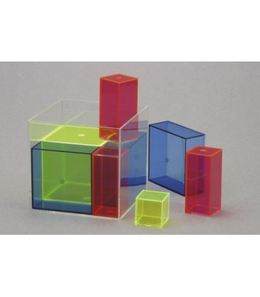 Kocka s prikazom kuba binoma