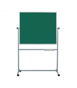 Školska ploča na stalku 200x100 cm, zeleno-zelena
