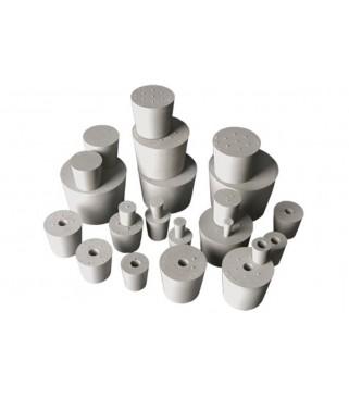 Čep gumeni 56/65/45 mm s rupom