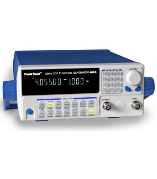 DDS funkcijski generator 10 µHz - 3 MHz