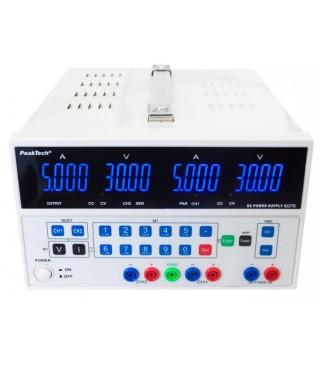 Digitalno laboratorijsko napajanje 6075