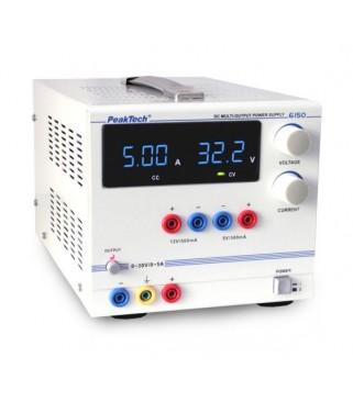 Digitalno laboratorijsko napajanje 6150