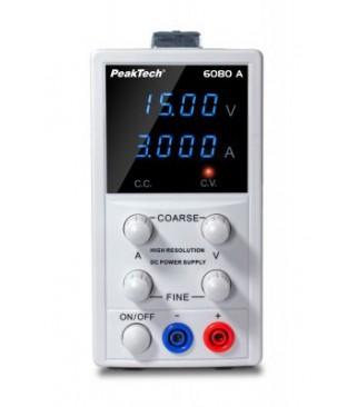 Digitalno laboratorijsko napajanje visoke preciznosti 6080 A