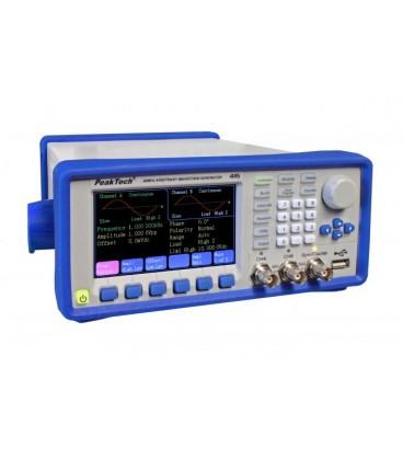 Generator funkcija 4115 2CH, 1μHz -60 MHz