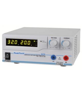 LABORATORIJSKO NAPAJANJE ISTOSMJERNOM STRUJOM 1575 1-32 V/0 - 20 A S USB-OM