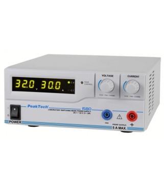 LABORATORIJSKO NAPAJANJE ISTOSMJERNOM STRUJOM 1580 1-32 V/0 - 30 A S USB-OM