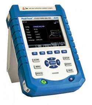 Trofazni analizator kvalitete napajanja 4145