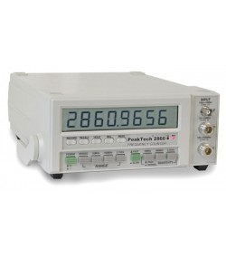 Univerzalno-frekvencijski brojač 2,7 GHz 2860