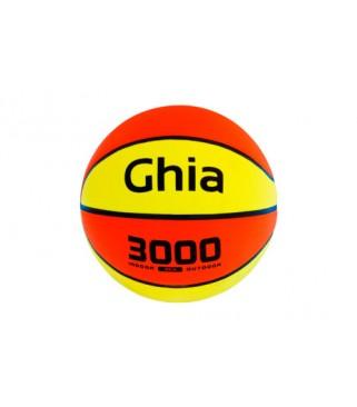 Lopta za košarku, gumena, veličina 6