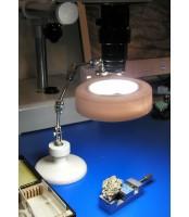 Svjetlo za mikroskope i lupe