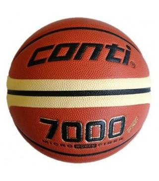Lopta za košarku, umjetna koža, vel.6