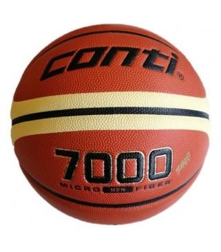 Lopta za košarku, umjetna koža, vel.7