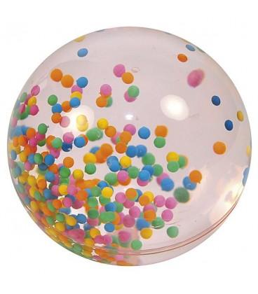 Lopta prozirna s lopticama