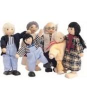 Obitelj lutkica - na selu