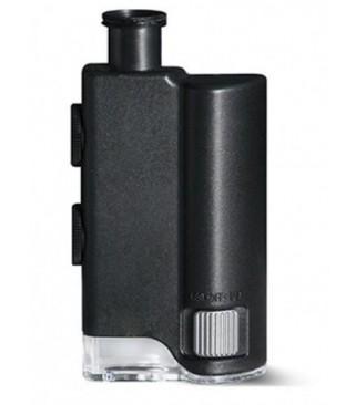 Džepni mikroskop 60x-100x