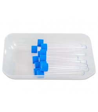 Komplet plastičnih pladnjeva