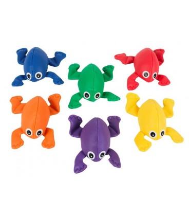 Mekana igračka žaba