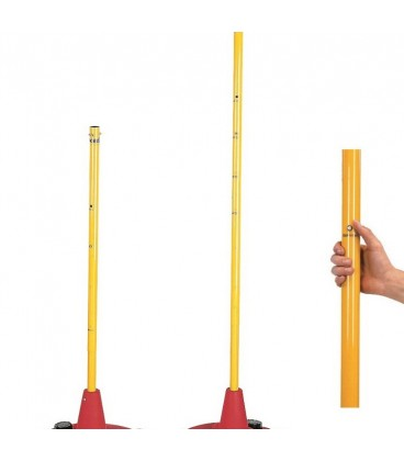 Štapovi za bazu - postolje 165cm