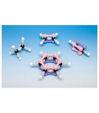 Molekularne orbitale - organske (set)