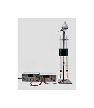 Hoffmannov aparat za elektrolizu, set